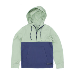 Properly Tied Ridge Anorak Earth