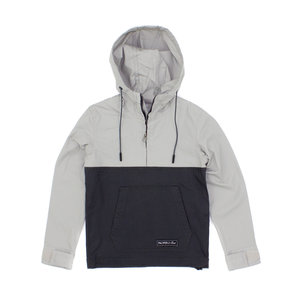 Properly Tied Ridge Anorak Granite