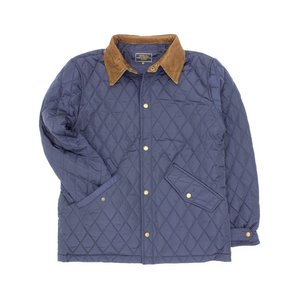 Properly Tied Beaumont Jacket Navy