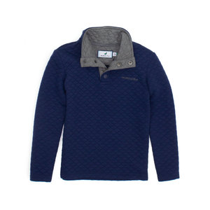 Properly Tied Club Pullover Navy