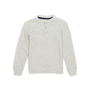 Properly Tied Walt Henley Cream