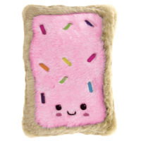 Iscream Toaster Cake (PopTart) - Furry Pillow!