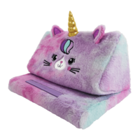 Iscream Caticorn Tablet Pillow