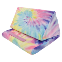 Iscream Pastel Tie Dye Tablet Pillow
