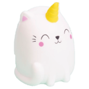 Iscream Caticorn Stress Ball - Magical Stress Reliever (Packaged)