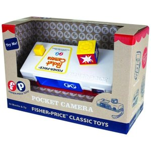 Schylling Fisher Price - Classic Pocket Camera