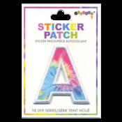 Iscream A - Tie Dye Sticker Patch
