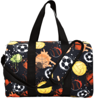 Iscream Graffiti Sports Duffel Bag