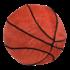 Iscream Basketball Slowrise Pillow
