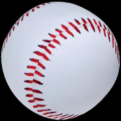 Iscream Extra-Large Baseball 3D Microbead Pillow