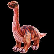 Iscream Brontosaurus 3D Roaring Dinosaur - Squeeze Me for Sound!