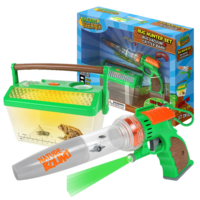 Thin Air Brands Bug Hunter Set - Bug Vacuum & Critter Barn