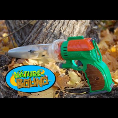 Thin Air Brands Bug Hunter Set - Bug Vacuum & Critter Barn