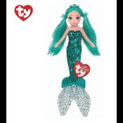 Ty Azure - Mermaid Sequin - Aqua (Small) - Plush