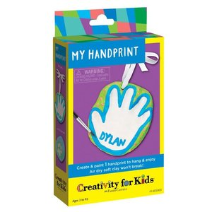 Faber-Castell My HandPrint - Create and Paint 1 Hand Print to hand and enjoy!