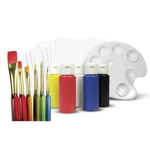 Faber-Castell Young Artist - Learn to Paint Set