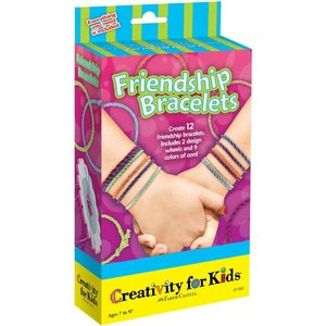 Faber-Castell Friendship Bracelets - Create 12 bracelets to wear and share!