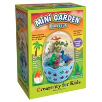 Faber-Castell Mini Garden Dinosaur Decorate, Plant and Grow!