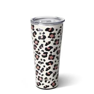 Swig 32 oz - Tumbler - Luxy Leopard