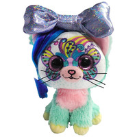 Zoofy Little Bow Pets - Rainbow Bow