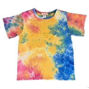 Stoopher Shirt - Tie Dye Short-Sleeve Tee