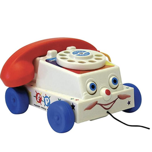 Schylling Fisher Price Classic Chatter Telephone