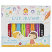 Schylling Bath Crayons - Set of 8