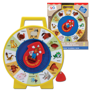 Schylling Fisher Price See N' Say - The Farmer Says