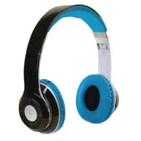 Wireless Express Stereo Bluetooth Head Phones Black
