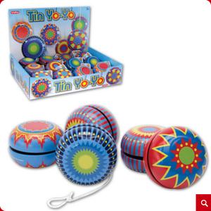 Schylling Tin Yo-Yo