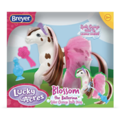 Reeves Blossom the Ballerina - Color Change Surprise Bath Time Pony