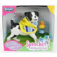Reeves Sprocket - Color Change Surprise Bath Time Puppy