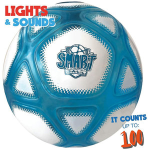 Zoofy The Smart Soccer Ball Counts Your Juggles and Glows in the Dark!