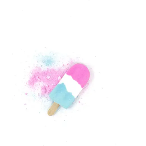 Feeling Smitten Anything is Popsicle Bath Bomb Fizzy