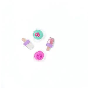 Feeling Smitten Sweet Treat Bath Bomb & Lip Gloss Gift Set