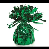 Balloons.com Green Foil Bouquet Balloon Weight