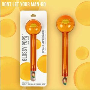 Glossy Pops Glossy Pops - Don't Let Your Man-Go/ Mango Scent