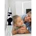 """Schylling 14.5"""" Lava Lamp - Black & Clear"""