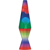 "Schylling 14.5"" Lava Lamp COLORMAX - Rainbow"
