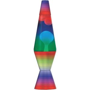 "Schylling 14.5"" Lava Lamp COLORMAX - Rainbow"