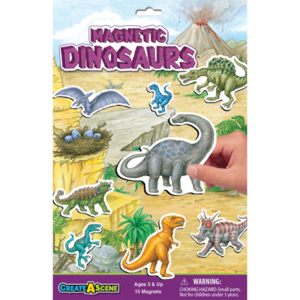 PlayMonster Create-A-Scene - Dinosaurs - Magnetic Playset