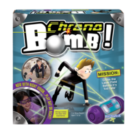 PlayMonster Chrono Bomb Game - Now with Night Vision! Mission: Cross the Laser Field before it's Too Late! Ages 7+
