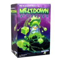 PlayMonster Meltdown Game - Pile it on until there's a Meltdown! Ages 7+