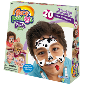 PlayMonster Face Paintoos - Party Pack - 20 fun designs!