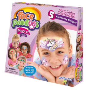 PlayMonster Face Paintoos - Magical Pack - 5 Enchanting Designs!