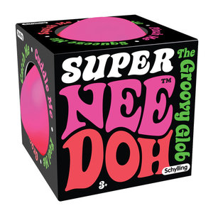 Schylling Super Nee Doh - The Groovy Glob