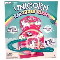 Schylling Unicorn Rainbow Rush Game (Ages 3+)