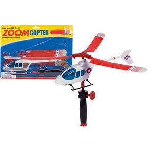 Schylling Retro Zoom Copter - Flies over 100 Feet!