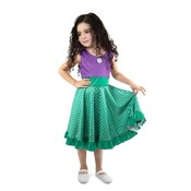 Little Adventures Little Mermaid - Princess Ariel - Twirl Dress
