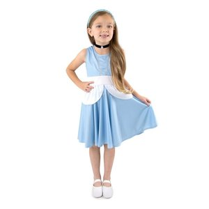 Little Adventures Cinderella Twirl Dress